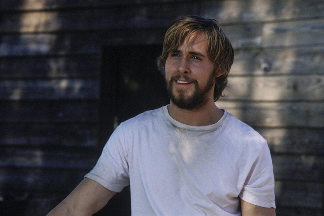 Ryan Gosling en 'El diario de Noa'
