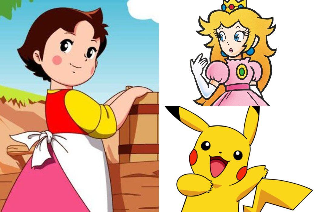 Relacionada con 'Super Mario Bros' y 'Pokémon'