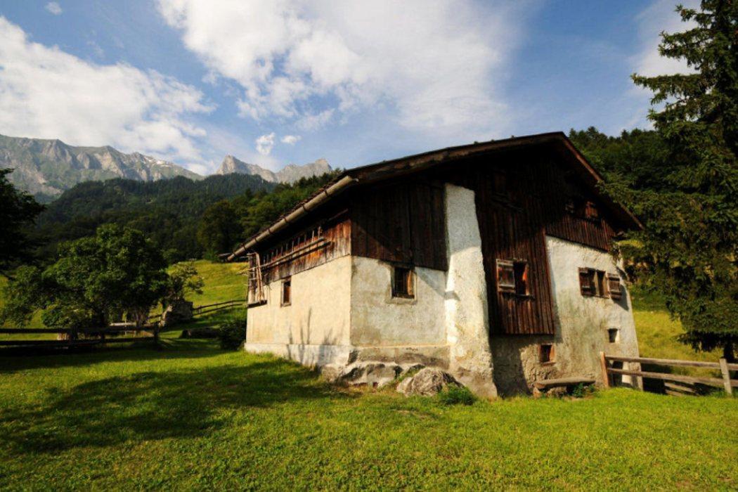 El hogar de Heidi, reclamo turístico
