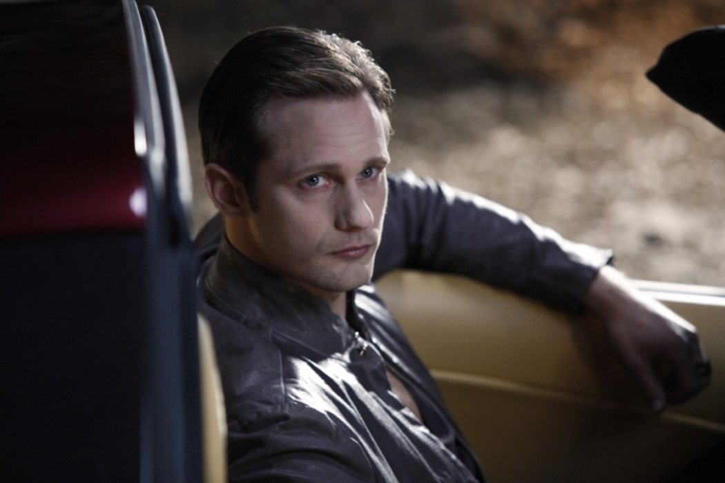 Alexander Skarsgard en 'True Blood'