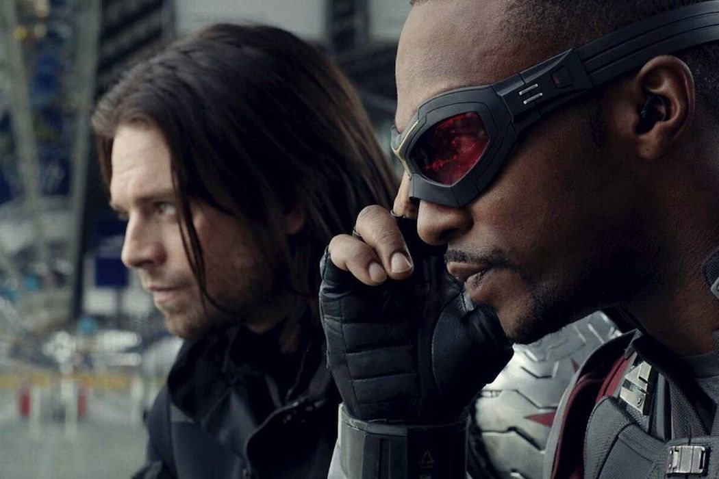 'Winter Soldier & Falcon'
