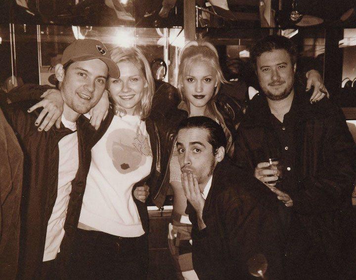 Tobey Maguire y Kirsten Dunst