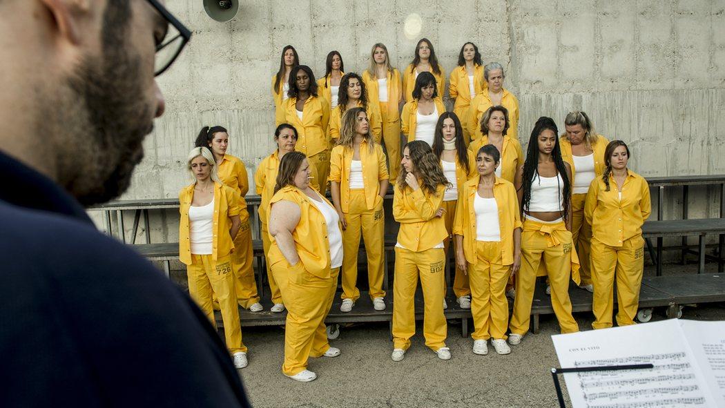 El coro de la cárcel