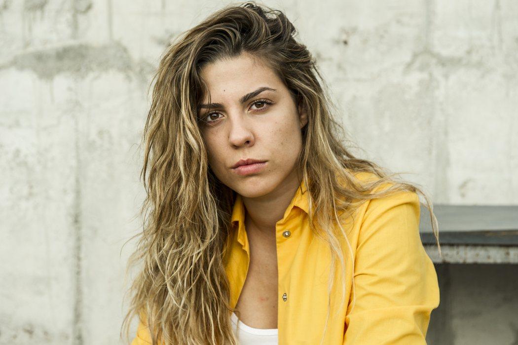 Retrato de Miriam Rodríguez