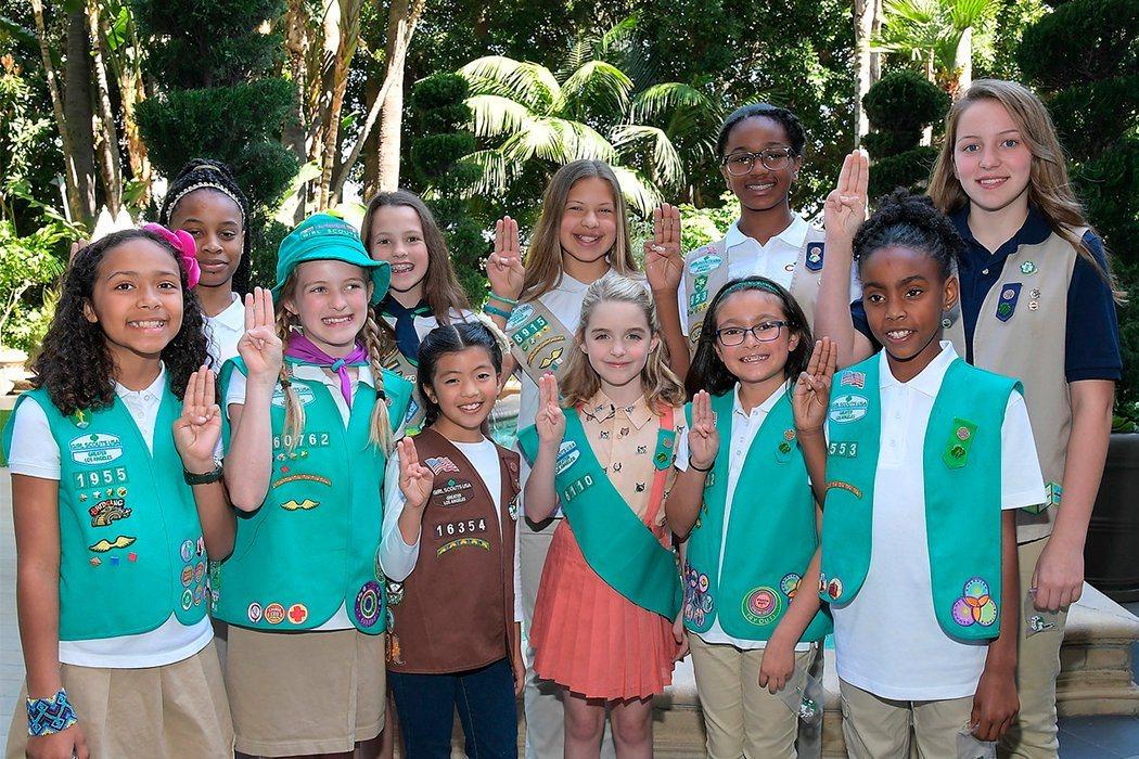 'Sunshine Scouts'