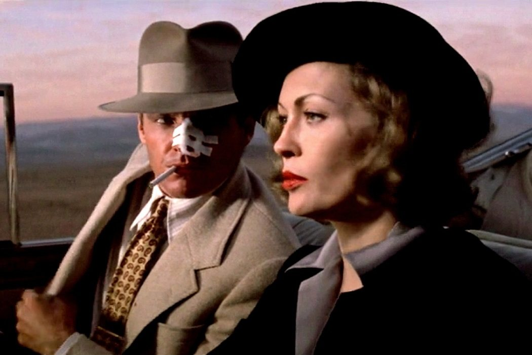 Evelyn Mulwray en 'Chinatown'