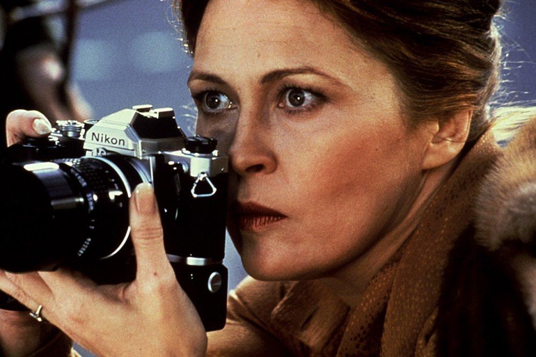Laura Mars en 'Los ojos de Laura Mars'