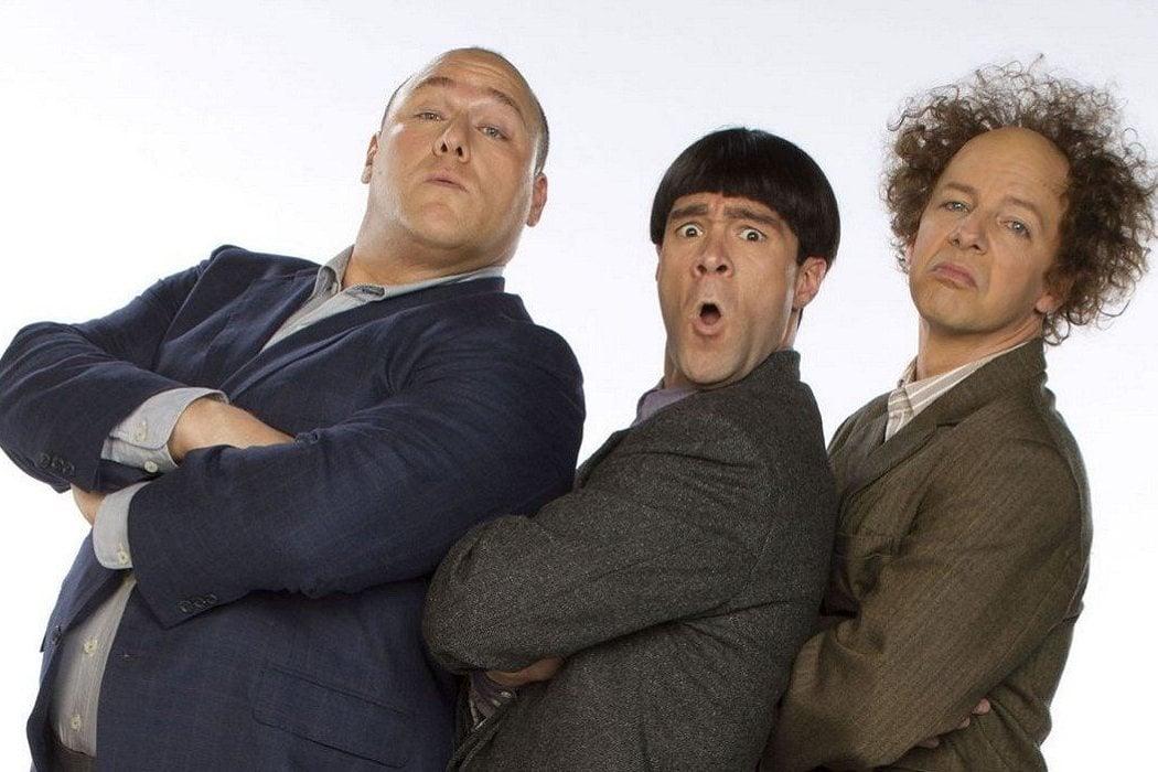 'Los tres chiflados'