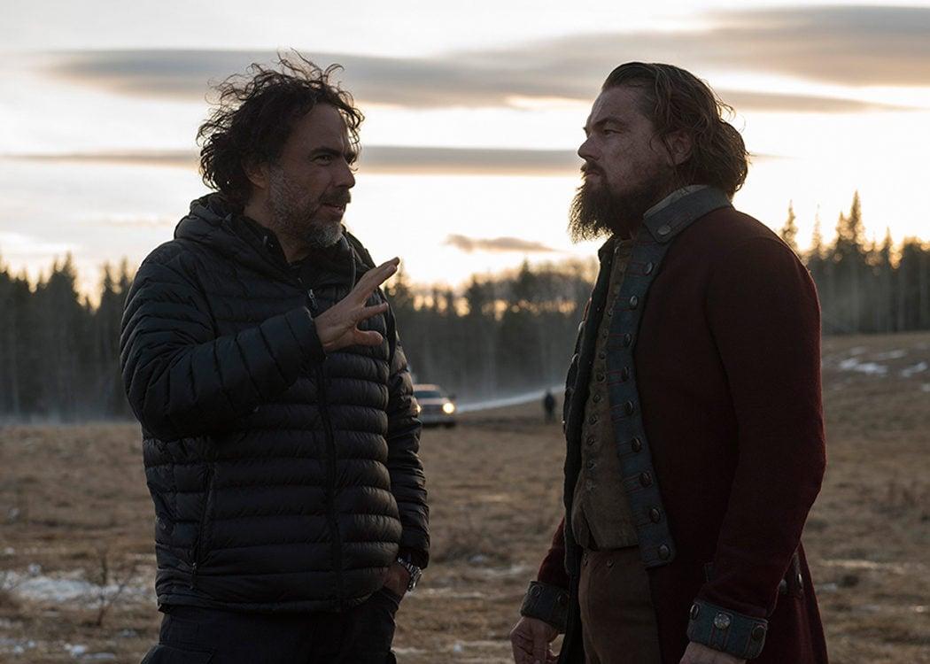 Alejandro González Iñárritu ('El renacido')