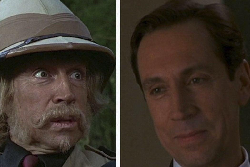 El padre de Alan y el cazador son el mismo actor