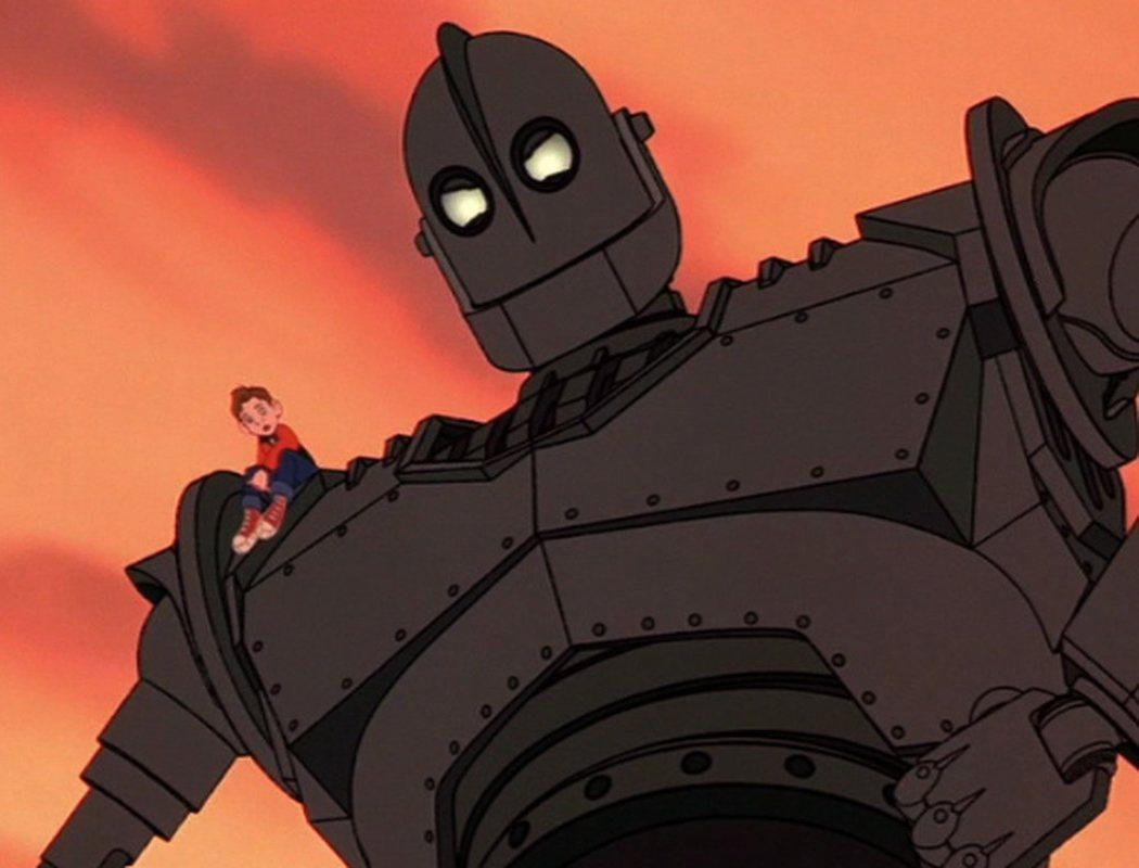 'El gigante de hierro'