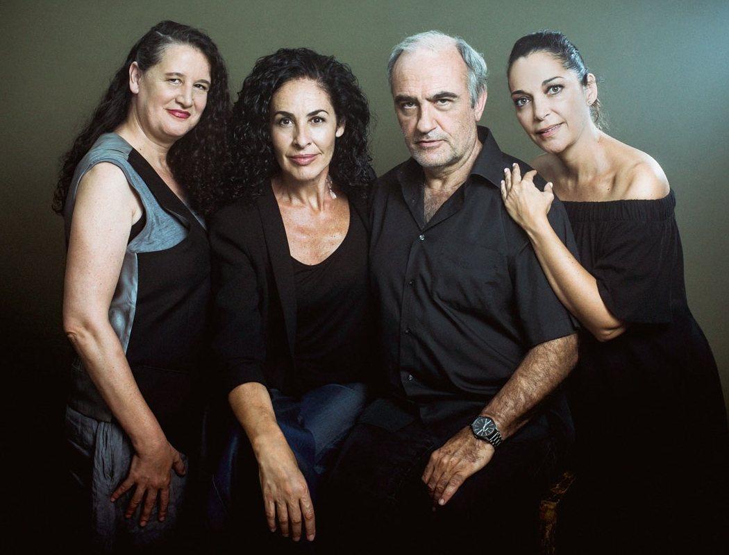 Francesc Orella y Nina en 'L'Últim Acte'