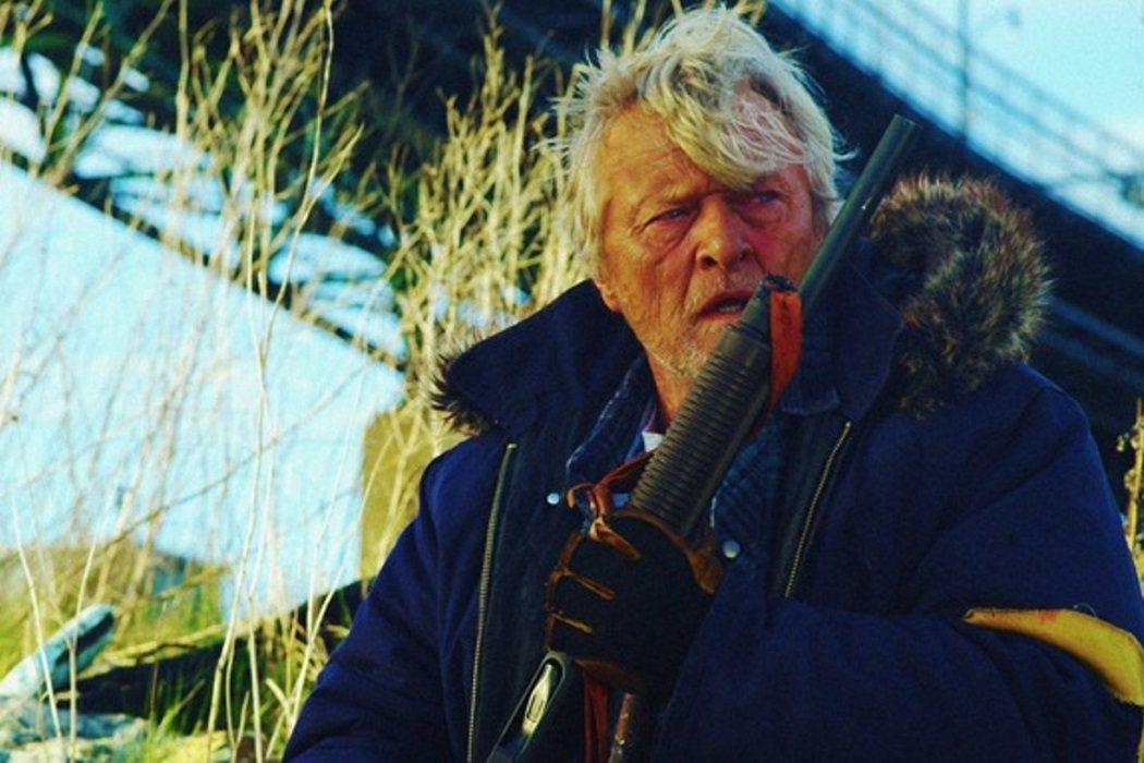 'Hobo with a shotgun'
