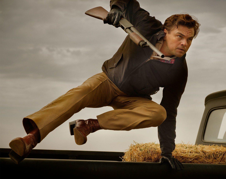 DiCaprio como Rick Dalton en un capítulo de 'The FBI'