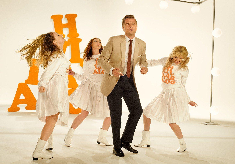 DiCaprio en el programa 'Hullabaloo'