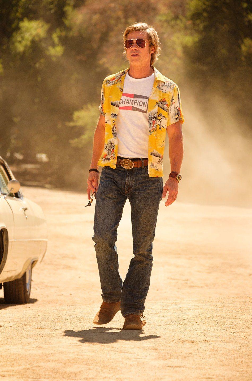 Brad Pitt como Cliff Booth