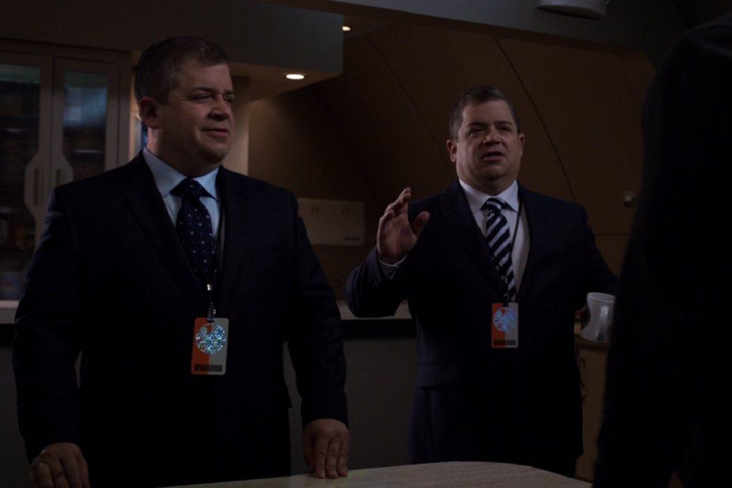 'Agentes de S.H.I.E.L.D.'