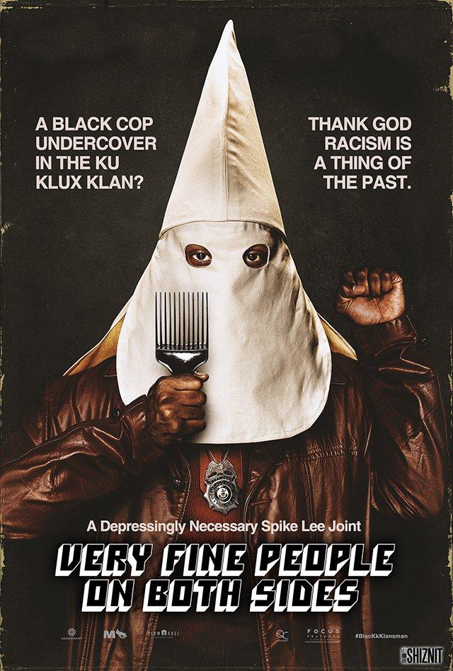 'Infiltrado en el KKKlan'