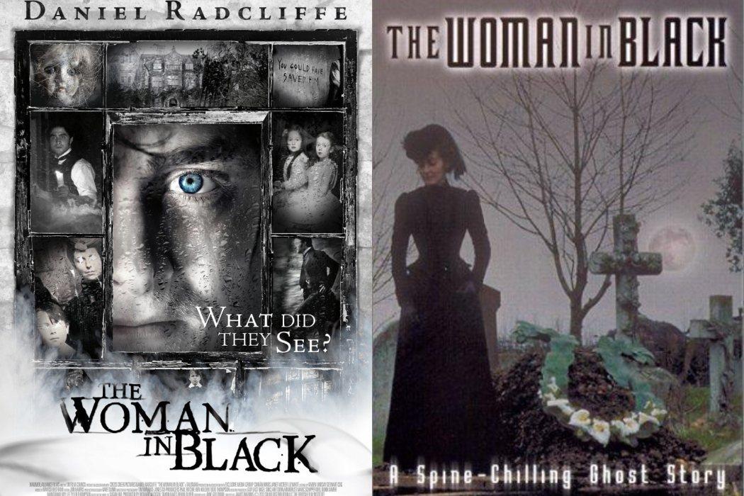 'La mujer de negro'