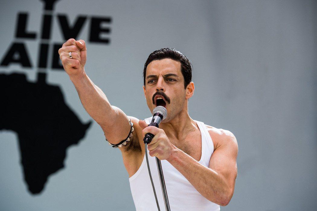 Rami Malek - 'Bohemian Rhapsody'