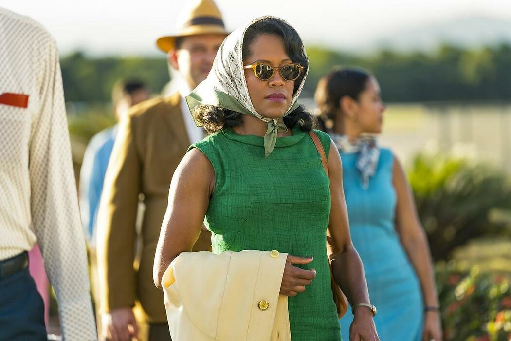 Regina King - 'El blues de Beale Street'