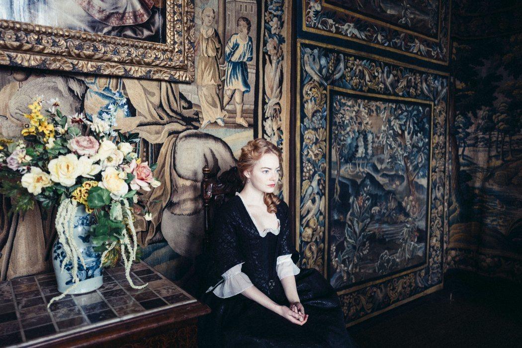 Emma Stone - 'La favorita'