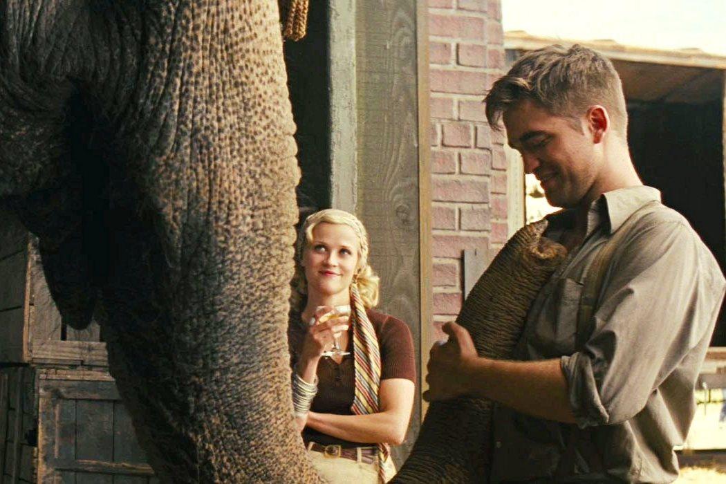 'Agua para elefantes'