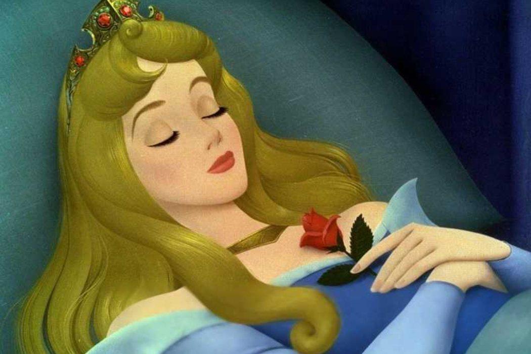 Aurora, la doncella en sueños