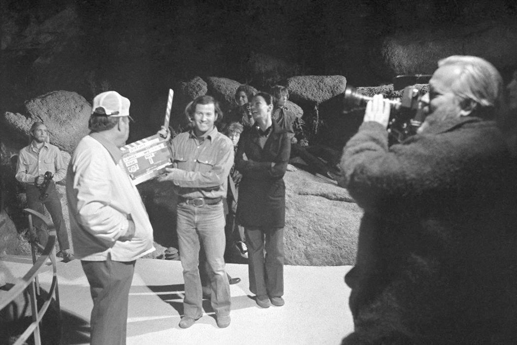 'Al otro lado del viento', Orson Welles (Francia)
