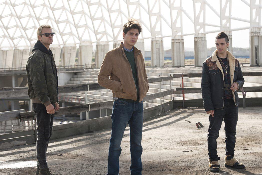 'Suburra, la serie' Michele Placido, Andrea Molaioli y Giuseppe Capotondi (Italia)