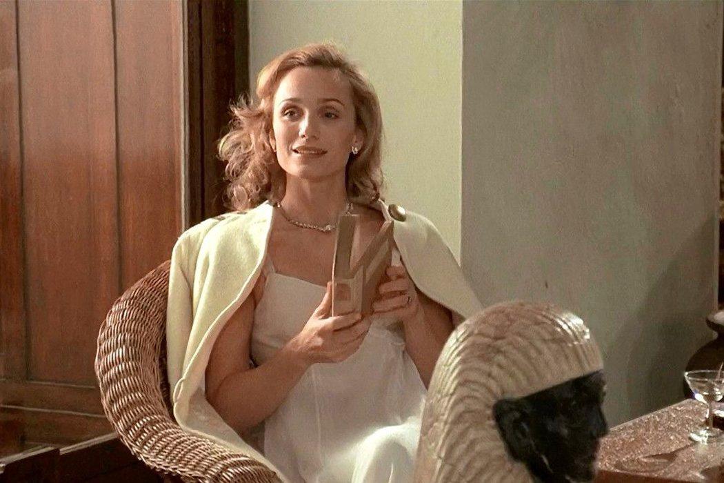 Katharine Clifton en 'El paciente inglés'