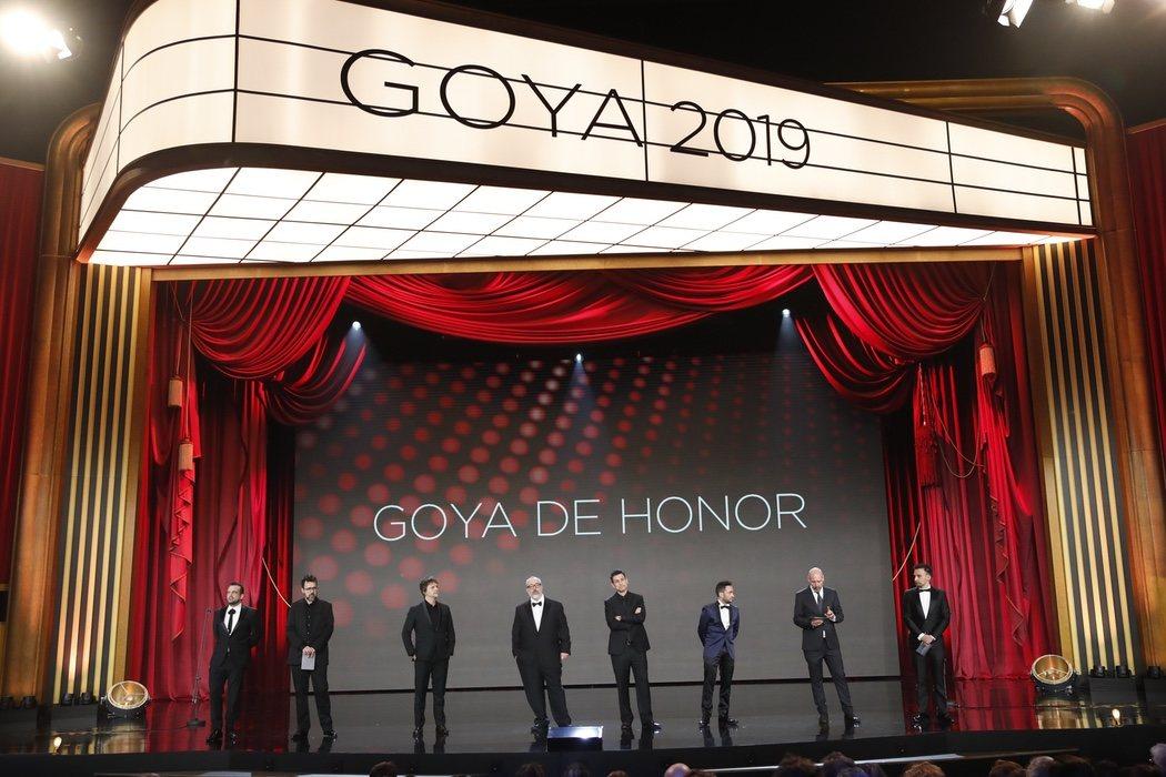 El Goya de Honor a Chicho Ibáñez Serrador