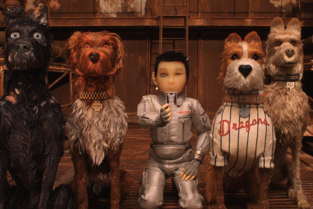 'Isla de perros' (Wes Anderson)