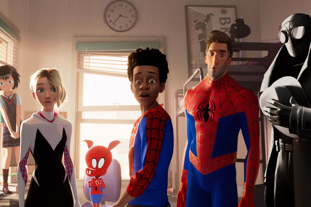 'Spider-Man: Un nuevo universo' (Bob Persichetti, Peter Ramsey y Rodney Rothman)