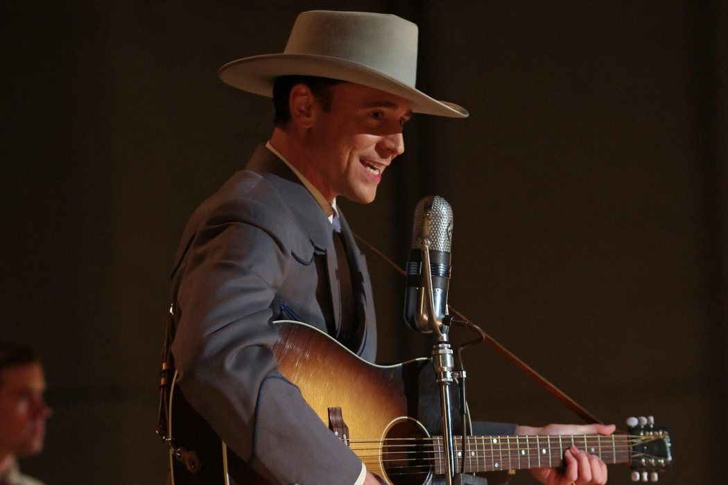 Hank Williams en 'Hank Williams, una voz a la deriva' (2015)