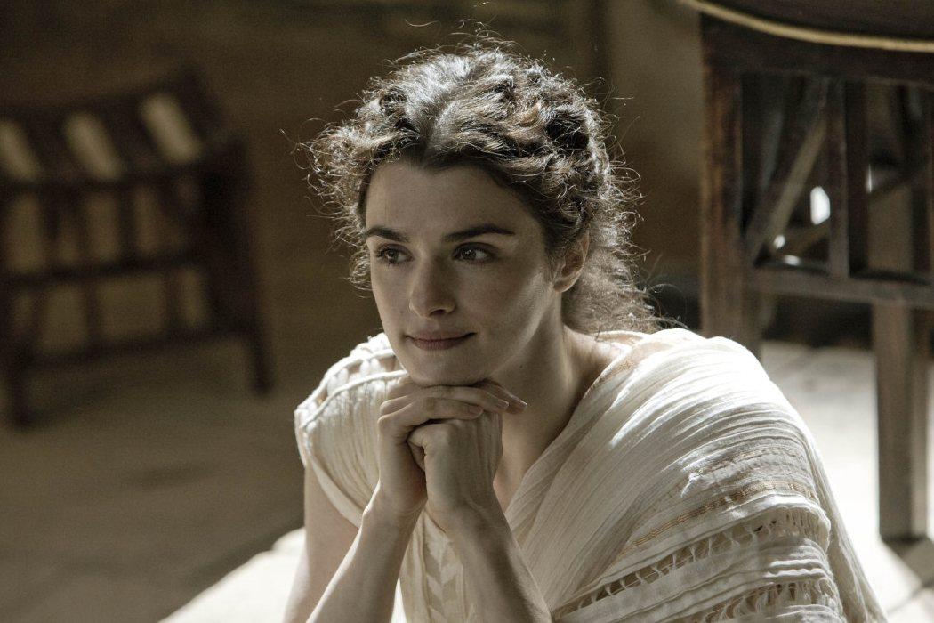 Hypatia en 'Ágora' (2009)
