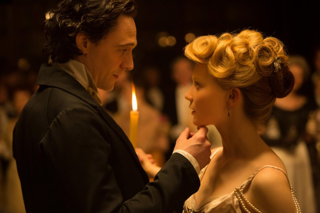 Sir Thomas Sharpe en 'La cumbre escarlata' (2015)