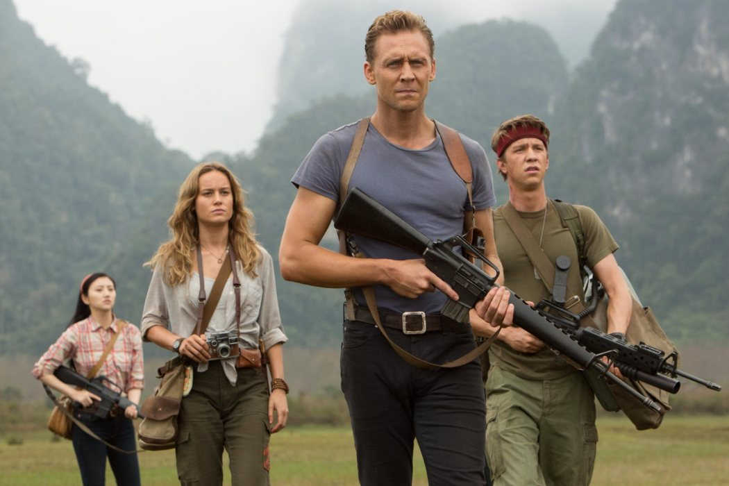 Capitán James Conrad en 'Kong: La Isla Calavera' (2017)