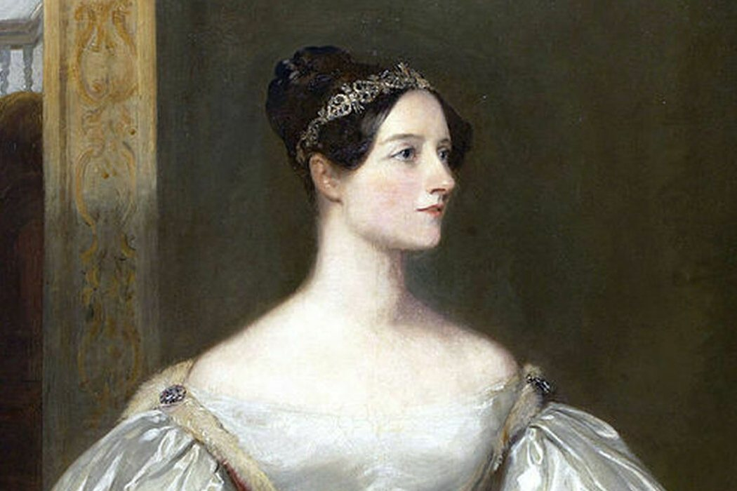 Ada Lovelace en 'Ada Lovelace, la condesa de los ordenadores' (2015)