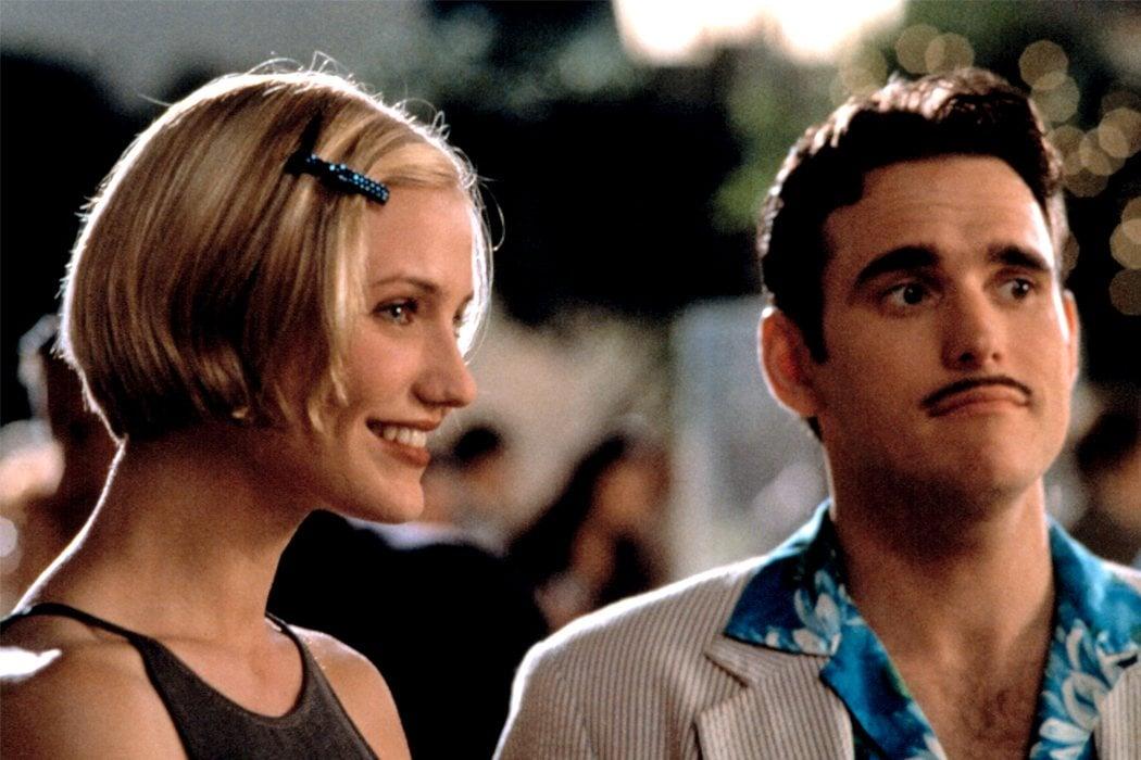 Healy en 'Algo pasa con Mary' (1998)