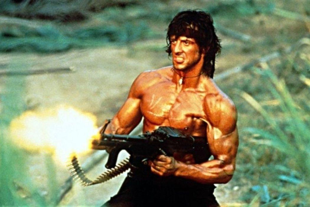 El ayudante de Rambo