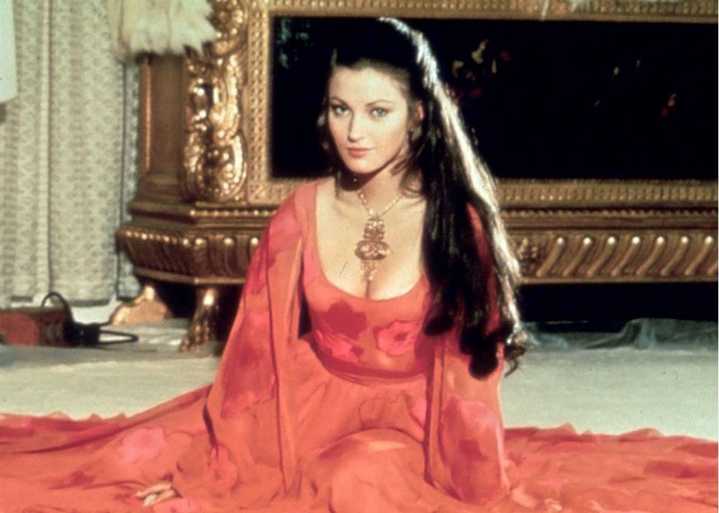 Jane Seymour: 22 años ¡No me lo creo pellizcarme!