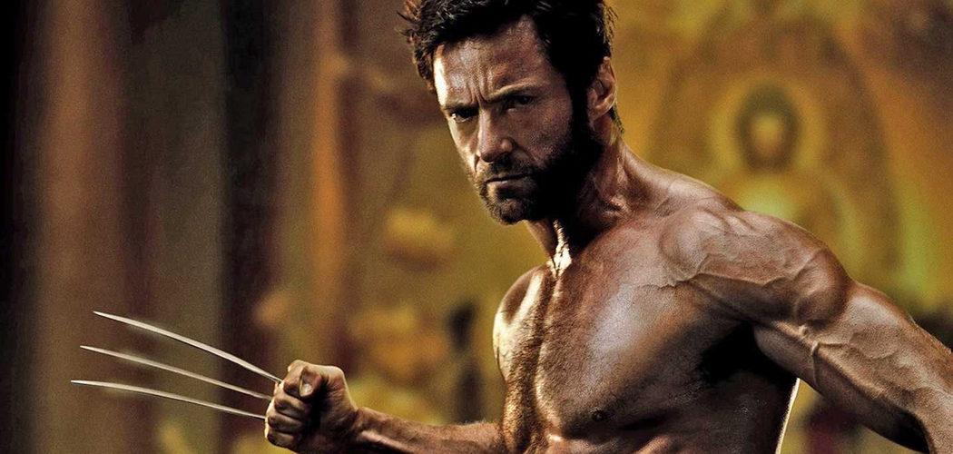 Hugh Jackman se puso gallito