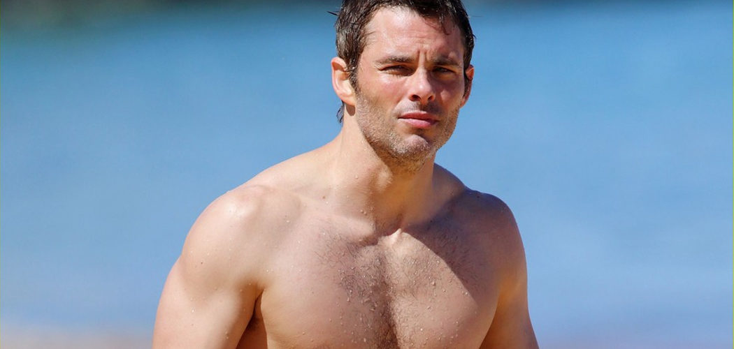 James Marsden, un actor con cabeza