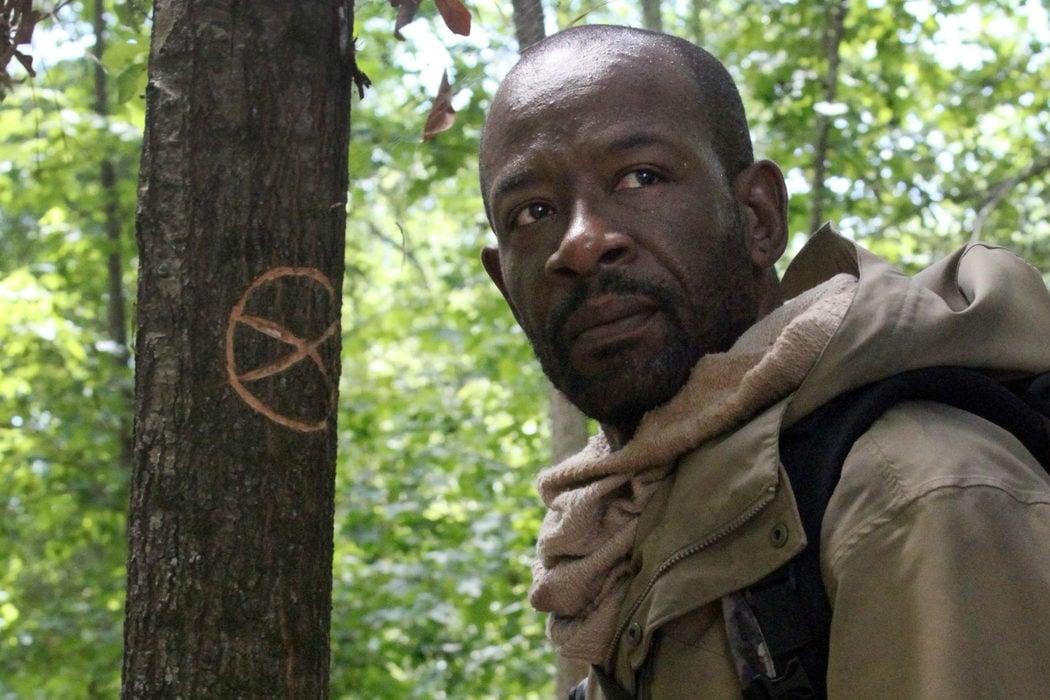 El ambivalente Morgan