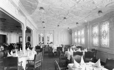 Comedor de primera clase original