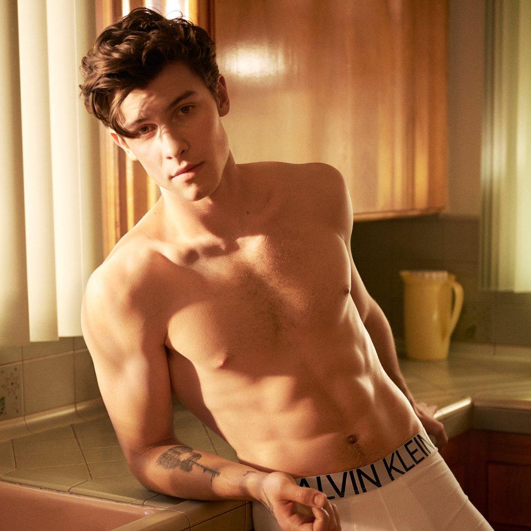Shawn Mendes #MyCalvins