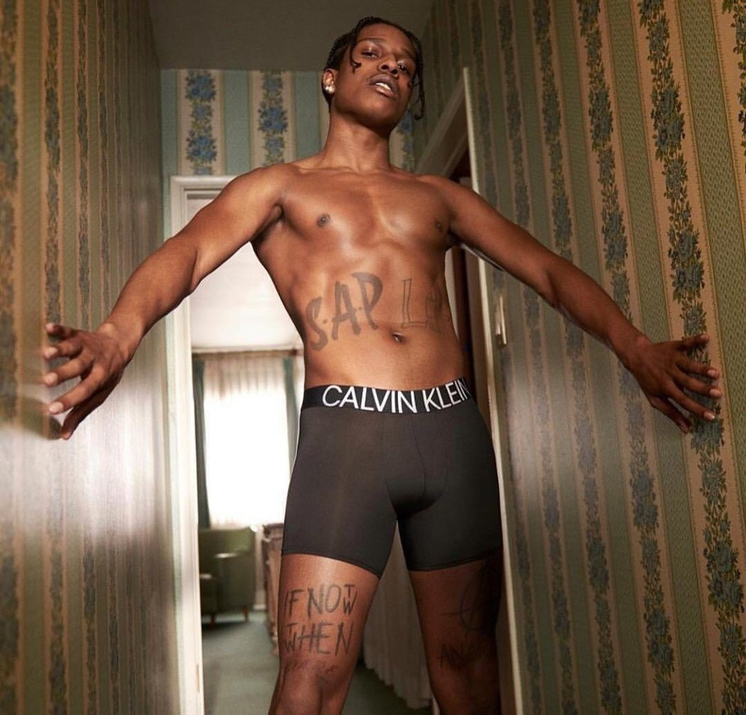 A$AP Rocky #MyCalvins