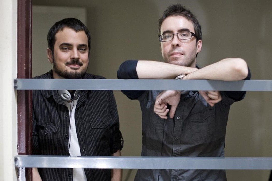 Àlex y David Pastor