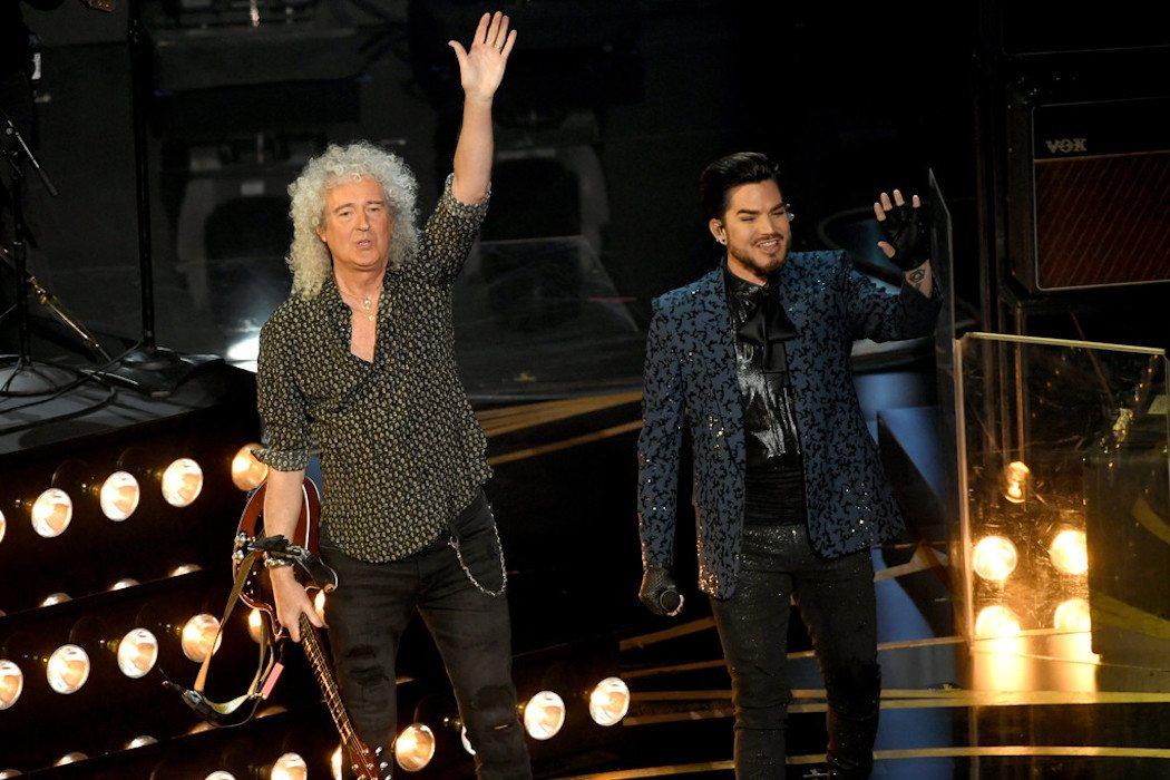 Queen abre la ceremonia